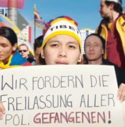 Politische Gefangene in Tibet