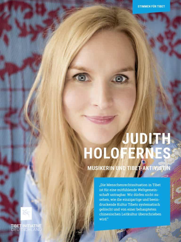 Judith Holofernes, Musikerin ©Ole Rennecke