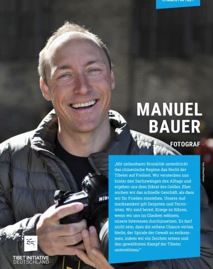 Manuel Bauer, Fotograf ©Pascal Richard