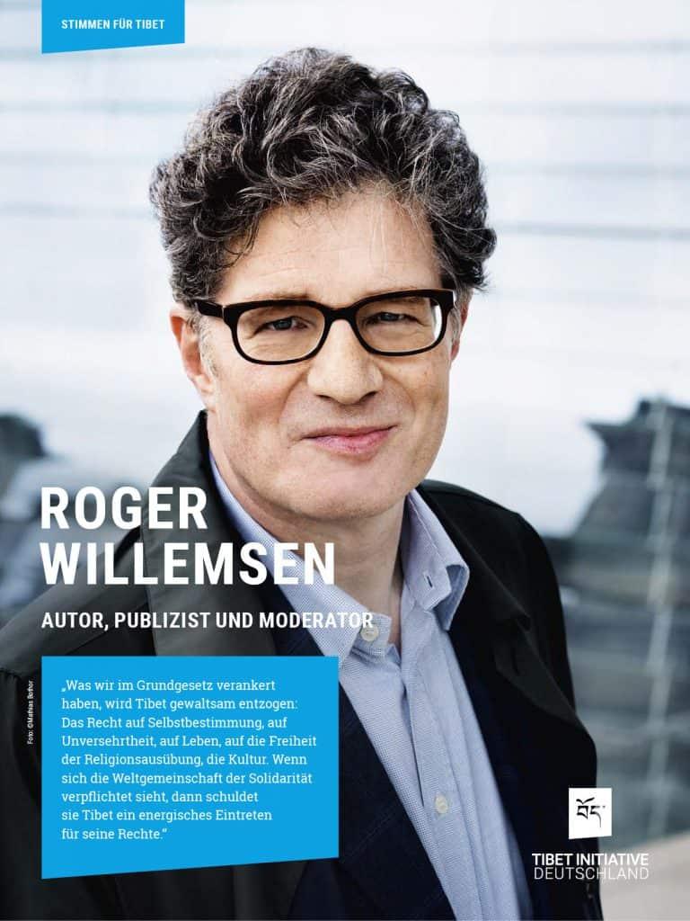 Roger Willemsen, Autor und Publizist ©Matthias Botor