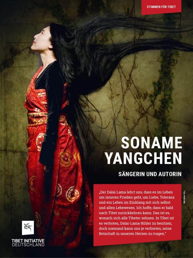 Soname Yangchen, Musikerin ©Suki Mok