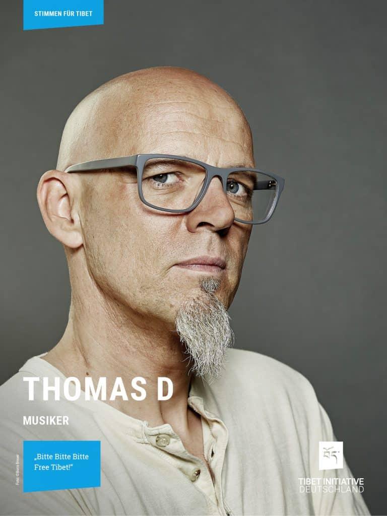 Thomas D, Musiker ©Boris Breuer