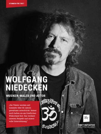 Wolfgang Niedecken, Sänger ©Tina Niedecken