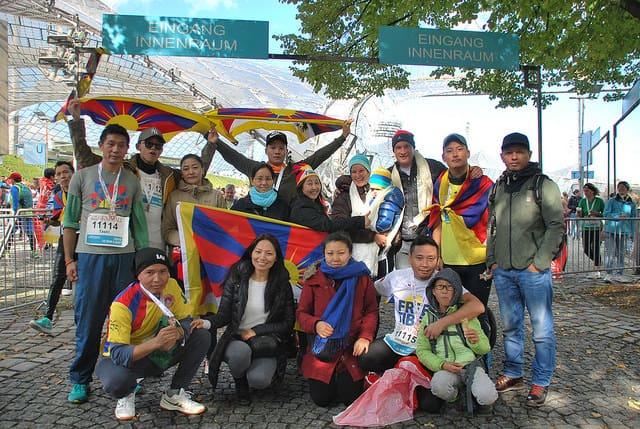 Für Tibet aktiv werden!