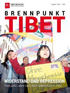 Brennpunkt Tibet 1/2018