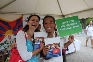 Mitglied werden bei der Tibet Initiative