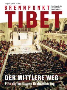 Brennpunkt Tibet, Ausgabe 4/2014