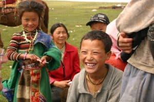 Tibet Nomaden