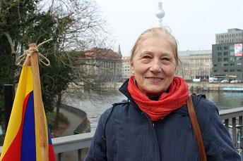 Brigitte Deicke, Kontakstelle Dresden