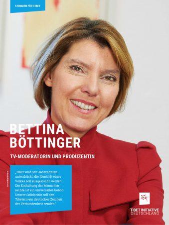 Bettina Böttinger TV-Moderatorin und Produzentin ©Melanie Grande