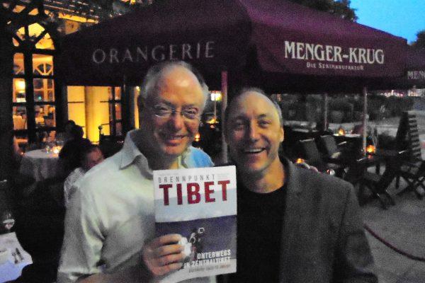 Foto Manuel Bauer und Christoph Spitz mit Brennpunkt