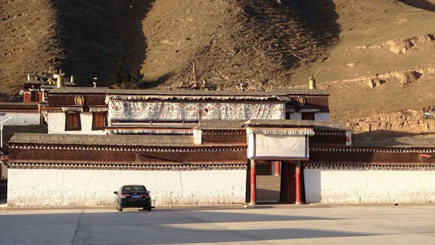 Bora Kloster in Amdo