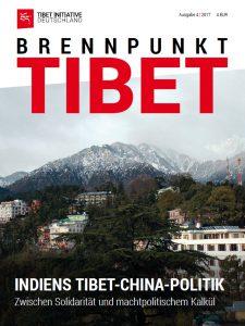 Brennpunkt Tibet Ausgabe 4/2017
