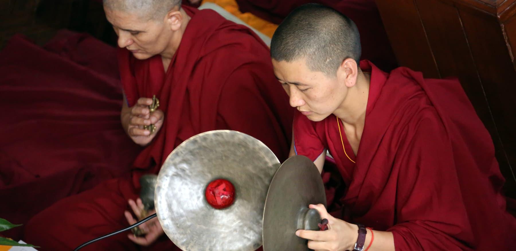 Kloster Indien Dharamsala