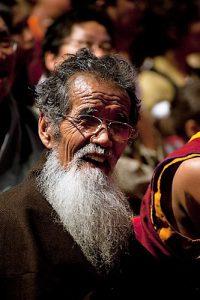Takna Jigme Sangpo in Luasanne 2009