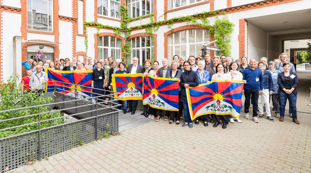 Mitgliederversammlung Tibet Initiative in Berlin