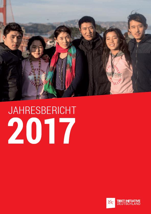 Jahresbericht der Tibet Initiative 2017