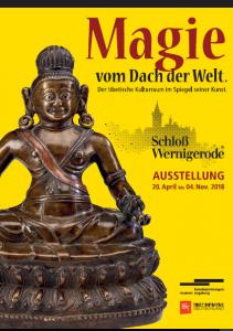"""Ausstellung """"Magie vom Dach der Welt - Der tibetische Kulturraum im Spiegel seiner Kunst"""" @ Schloß Wernigerode"""