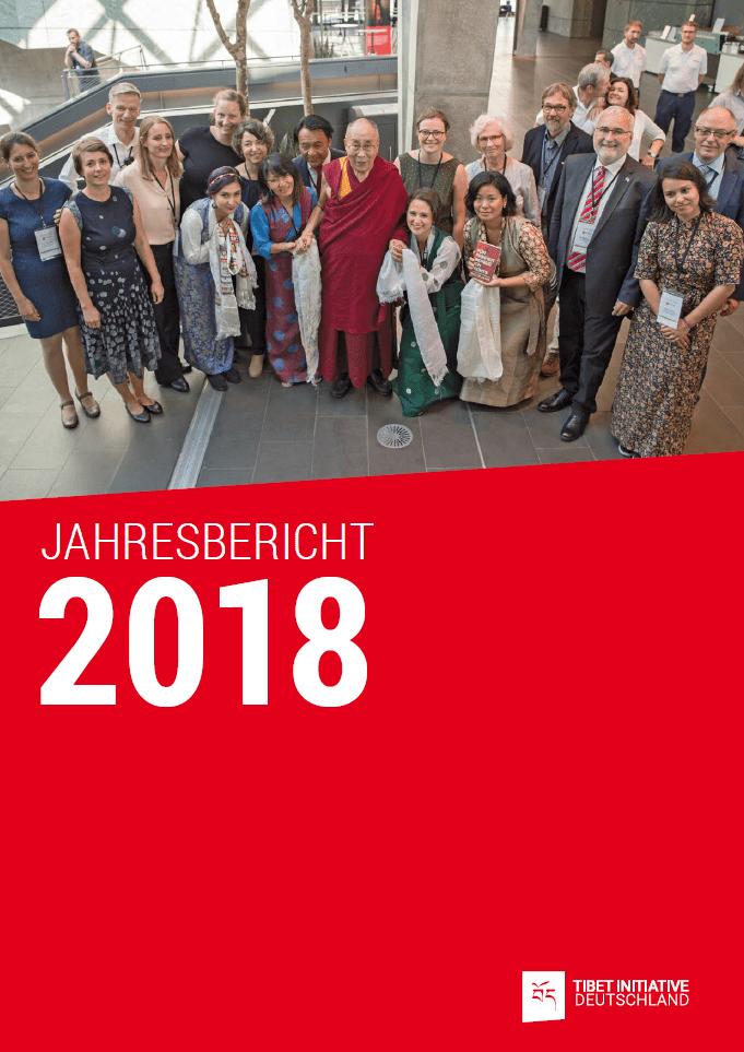 Jahresbericht Cover 2018