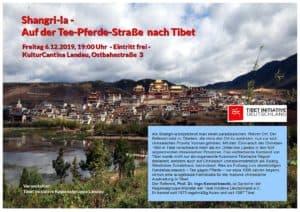 Shangri-La: Auf der Tee-Pferde-Straße nach Tibet @ Kulturkantina