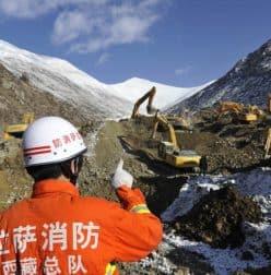 Bergbau in Tibet (C) FreeTibet