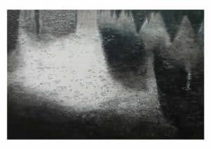 """""""TIDE"""" – Ausstellung von Meng Huang @ Kang Contemporary"""